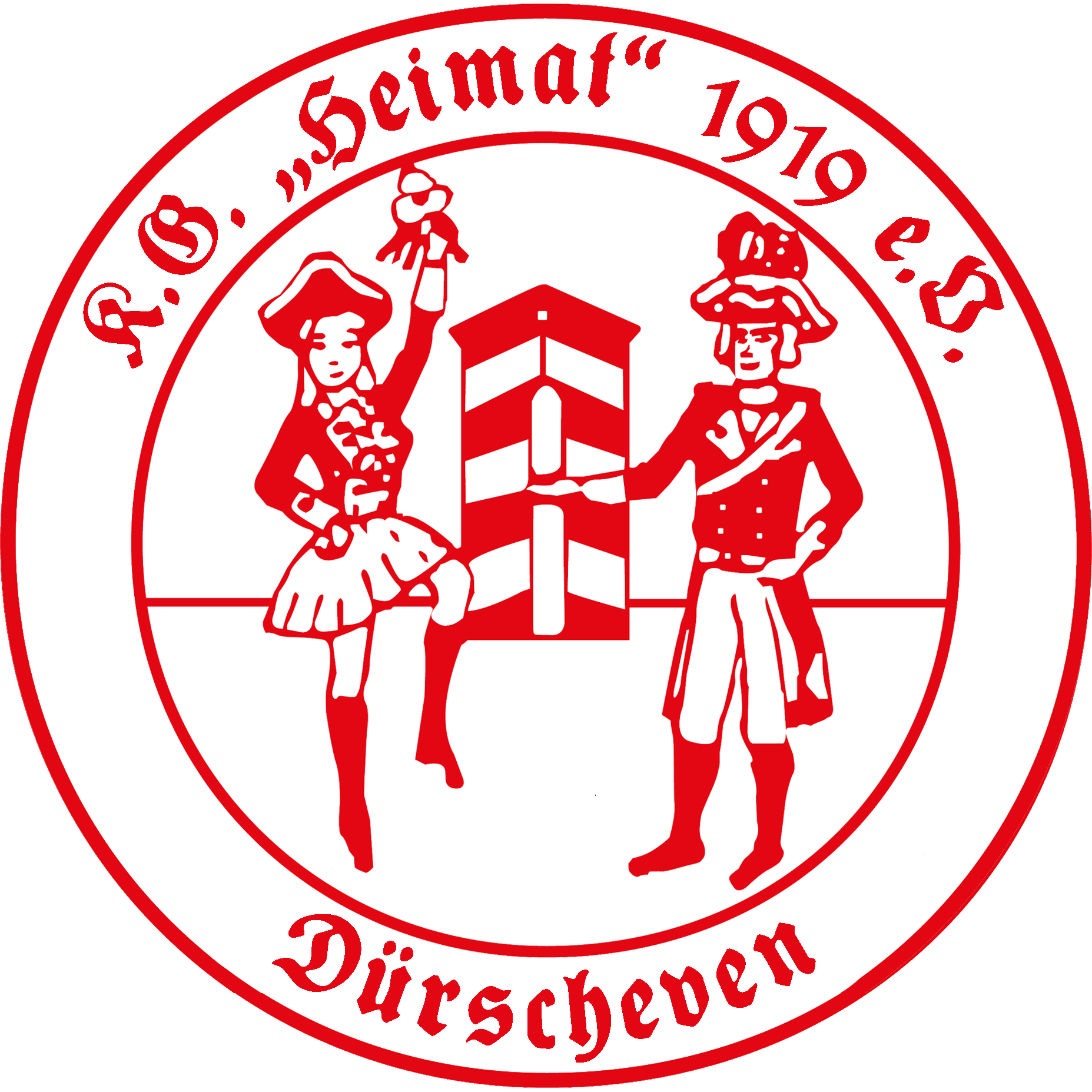 Emblem K.G. Heimat mit Text Version a